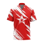 Resist Jersey Red